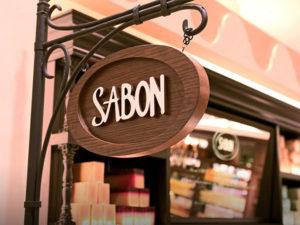 """""""SABON(サボン)""""とは?"""